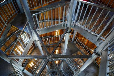 Borówkowa - schody